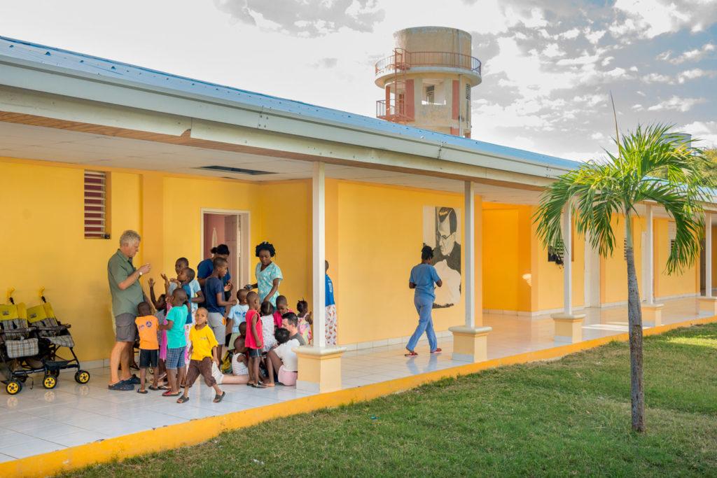 NPH Haiti St Anne baby house
